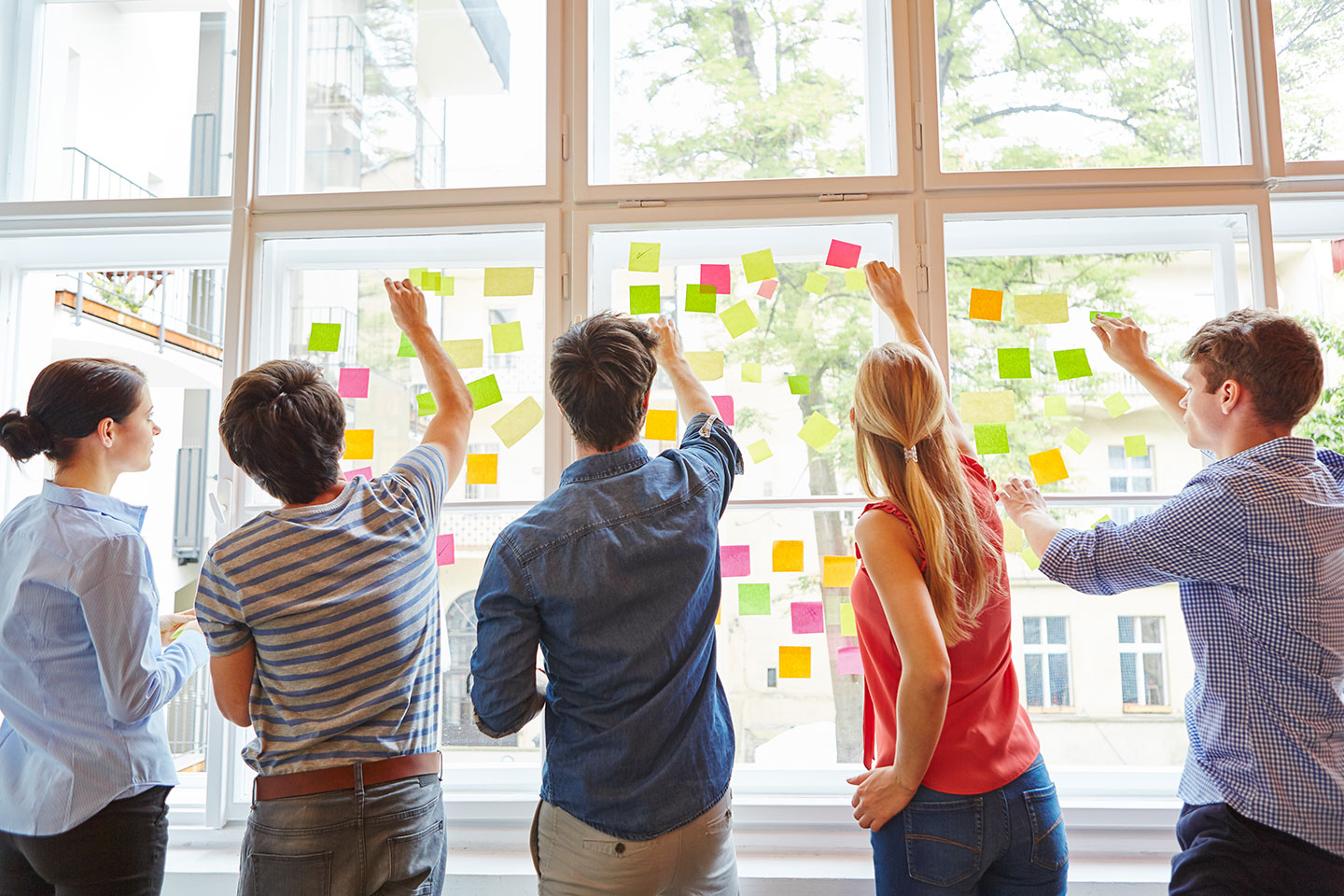 Six Things You Can Start Today to Make Your Brainstorming Sessions More Productive