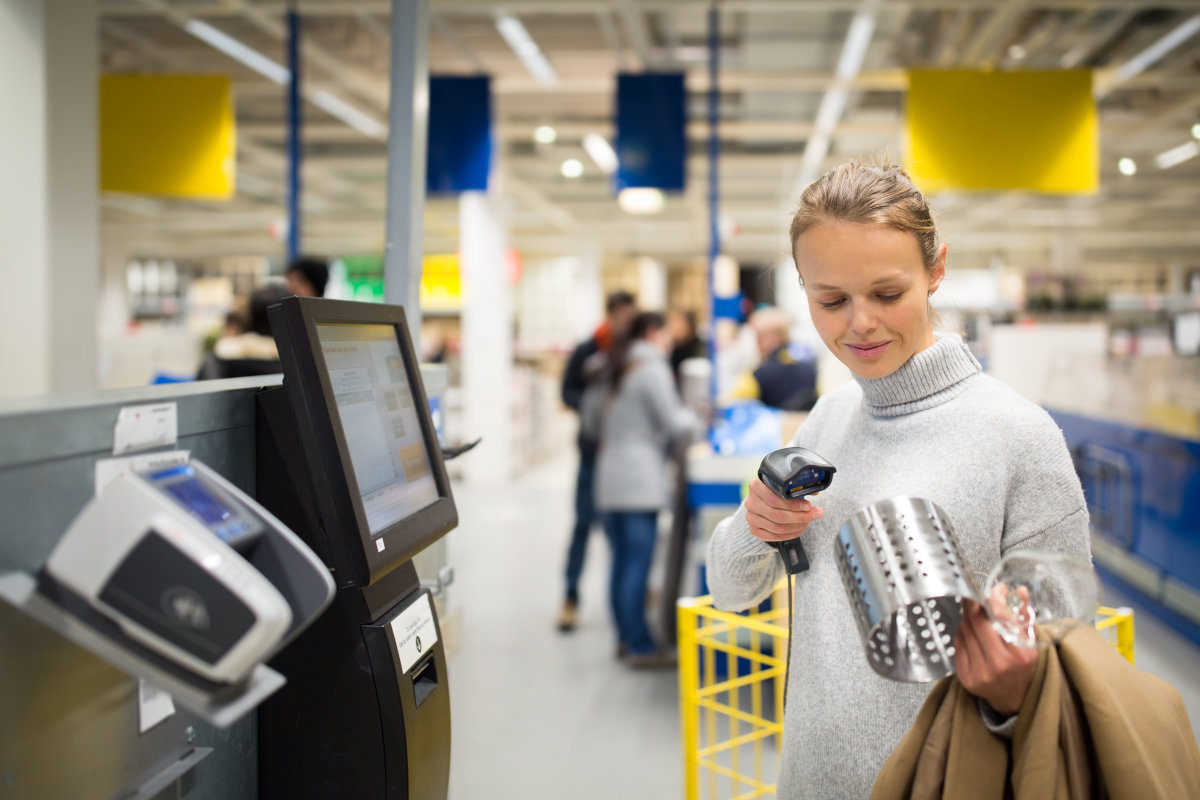IKEA Encourages Customers to Make Themselves at Home