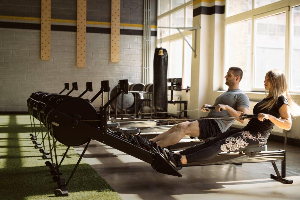 Ergatta Revolutionizes Rowing using Human-Centered Design