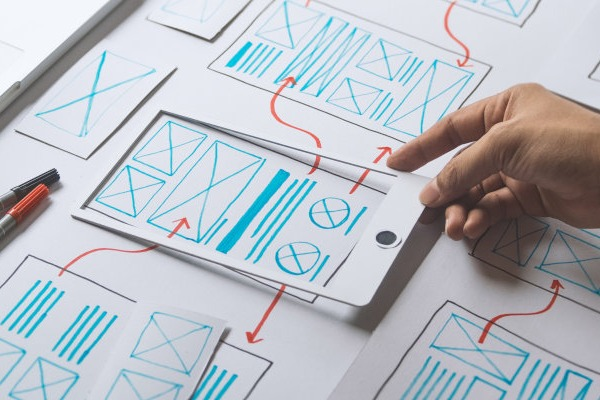 Design Thinking for User Experience? Apps-olutely