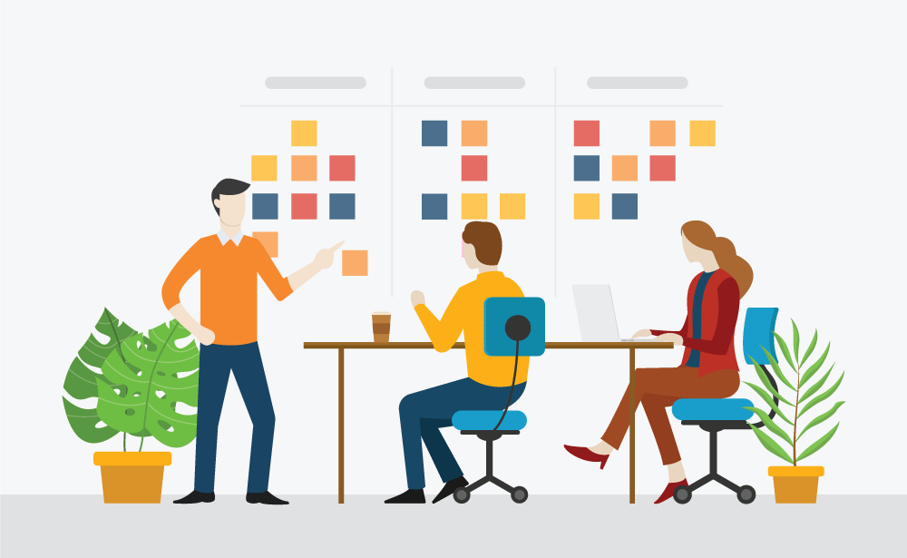 Agile, Lean and Design Thinking: How They Work Together
