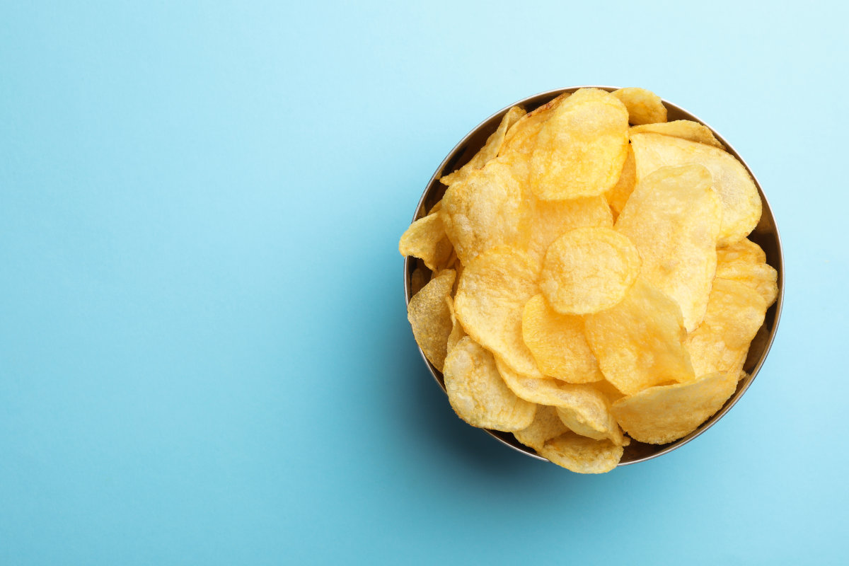 Lay's Debuts First Packaging Redesign in 12 years - Courtesy of Design Thinking