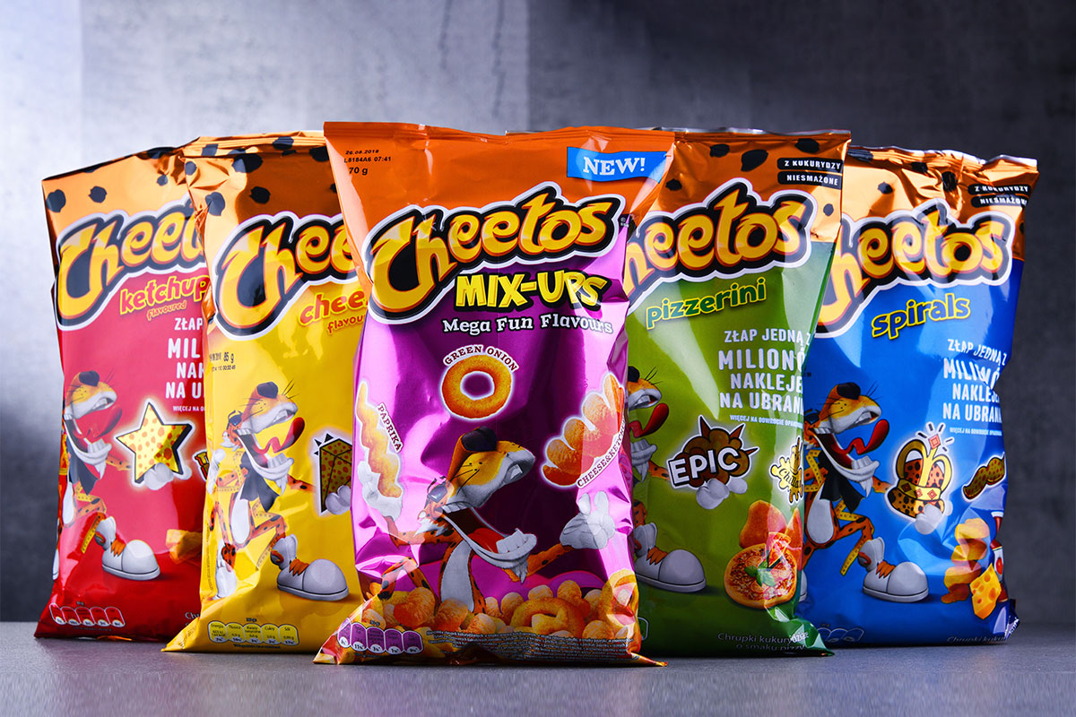 A janitor used design thinking to create a new Cheetos flavor